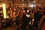 Město plné lampionů 2008