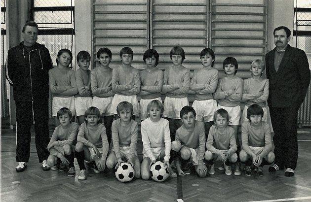 Vroce 1979-80se poprvé na škole Sever objevila speciální sportovní třída se zaměřením na fotbal, což byl počátek sportovního zaměření školy.