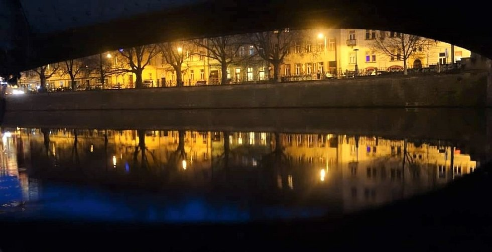 Pod Pražským mostem