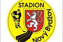Stadion Nový Bydžov - logo hokejového klubu.