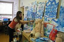 Napřed pohádka a pak tematické malování o cestě na loďce. Přesně v tomto duchu se nesla již druhá barevná sobota pro děti od čtyř do sedmi let v Základní umělecké škole Na Střezině v Hradci Králové