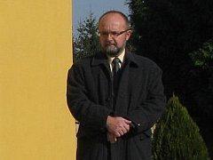 Milan Ornst, starosta Kosic.