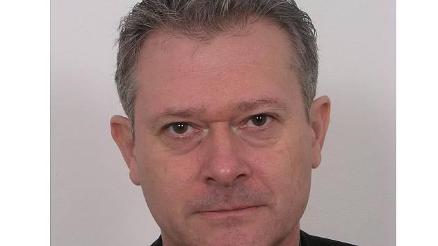 Miroslav Franc, ředitel Hradecké kulturní a vzdělávací společnosti.