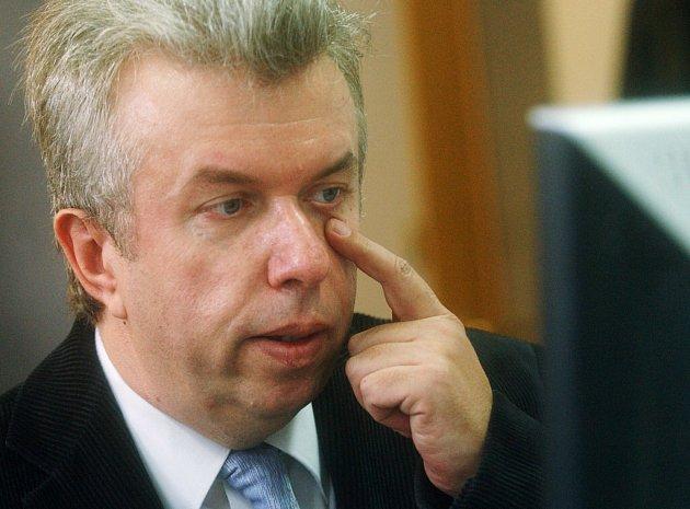 Jaroslav Svěcený při on-line rozhovoru se čtenáři Hradeckého deníku