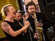 Mezinárodní hudební festival Jazz Goes to Town v Hradci Králové.