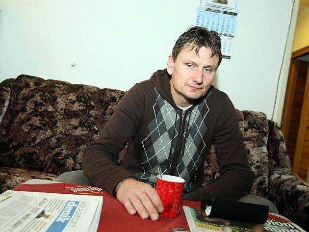 Sportovní ředitel FC Hradec Králové Luboš Kubík.