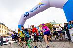 Běžecká událost: do Hradce Králové zavítají davy závodníků.