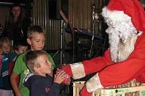 Na 'Stříbrňáku' se Vánoce slavily 24. července 2010.
