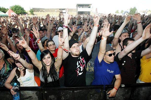 Rock for People, neděle 4. července  2010