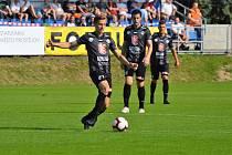 Fotbalová FORTUNA:NÁRODNÍ LIGA: 1. SK Prostějov - FC Hradec Králové.