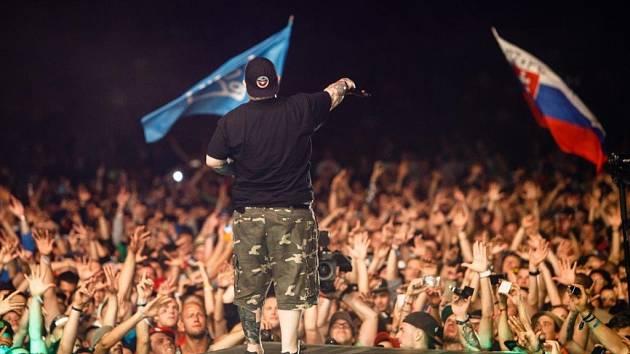 Hip Hop Kemp v Hradci Králové - ilustrační fotografie.