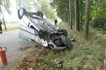 Štít - dopravní nehoda