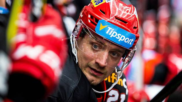 Hokejová extraliga: Mountfield HK - Aukro Berani Zlín.