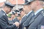 Slavnostní předávání ocenění příslušníkům Policie České republiky u příležitosti státního svátku 28. října.