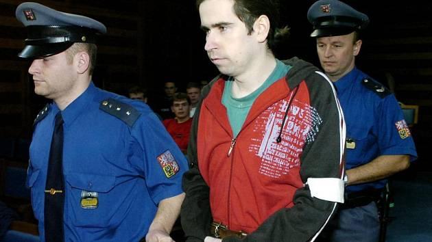 Obviněný žhář