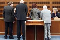 3. soudní den s Antonínem Novákem: 20.2.2009.
