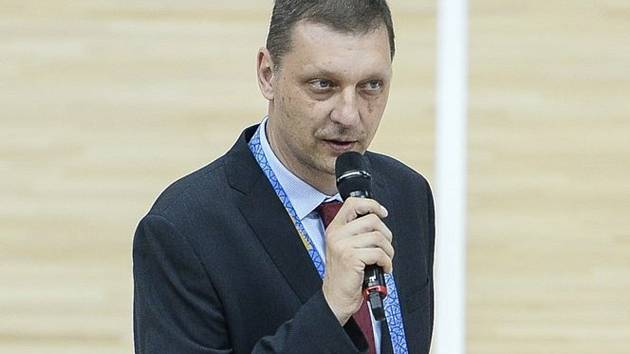 Michal Konečný, generální sekretář ČBF.