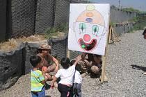 Den dětí v Afghanistánu