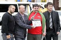 Ve filmu Bastardi, který vzniká v České Skalici, se zahrají i místní lidé.