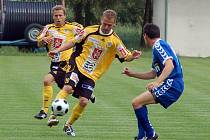 Přípravný duel Liberec - FC Hradec.
