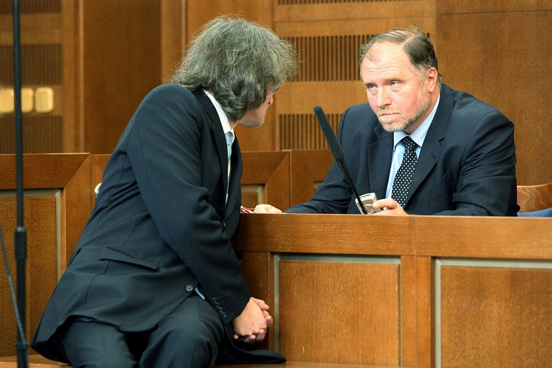 Obhájcem Kulínského je známý český právník Tomáš Sokol