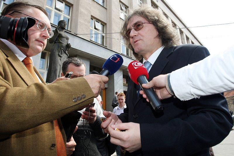 K verdiktu se Kulínský příliš nechtěl vyjadřovat