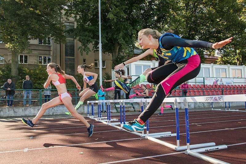 Hradecké atletické víceboje přinesly zajímavé výkony.