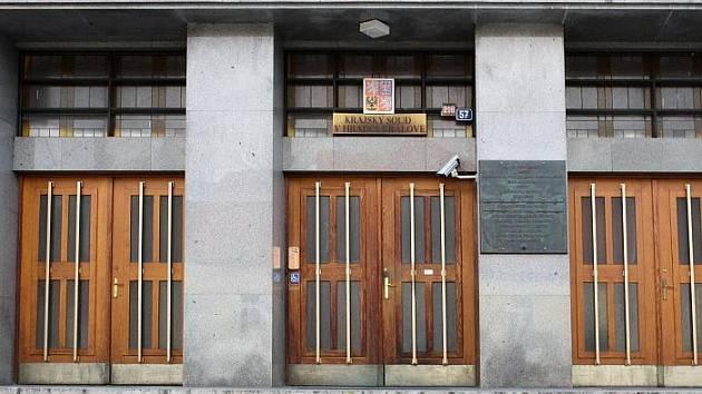 Krajský soud v Hradci Králové - ilustrační foto.