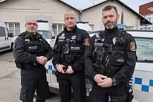 Oblastní ředitel ZZS KHK vyjádřil poděkování strážníkům Jaroslavu Matouškovi, Davidu Špičkovi a Davidu Bydžovskému za poskytnutí první pomoci a zdůraznil, že jejich postup na místě byl zásadní pro záchranu života.