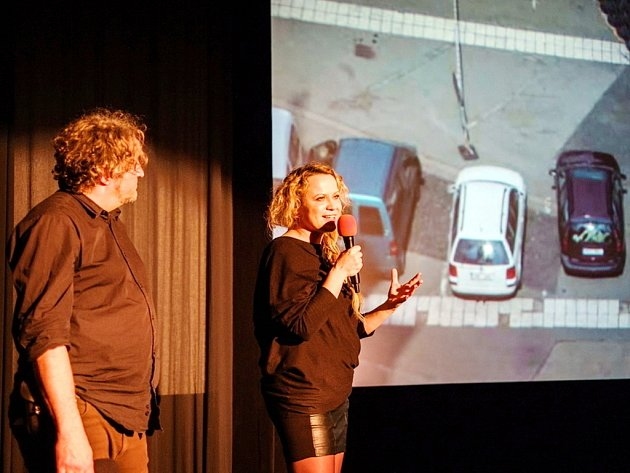 Pecha Kucha Night v kině Bio Central v Hradci Králové.