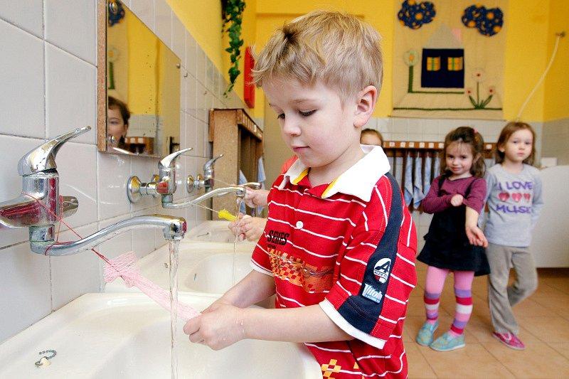 Mateřskou školu Palackého v Novém Bydžově čeká rekonstrukce sociálních zařízení.