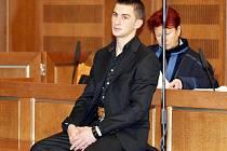 Z líčení ve věci jednadvacetiletého Nikoly Spaćiho u Krajského soudu v Hradci Králové.