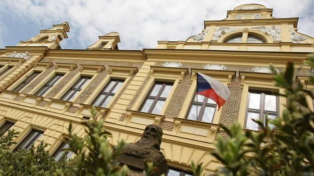 Základní škola Kukleny v Hradci Králové.