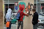 Graffiti Street Jam.