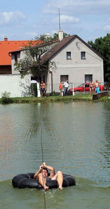 Černilovský pařez 2009