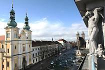 Staré náměstí v Hradci Králové