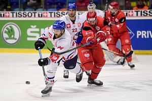 Hokejisté Hradce Králové postoupili do čtvrtfinále Ligy mistrů.