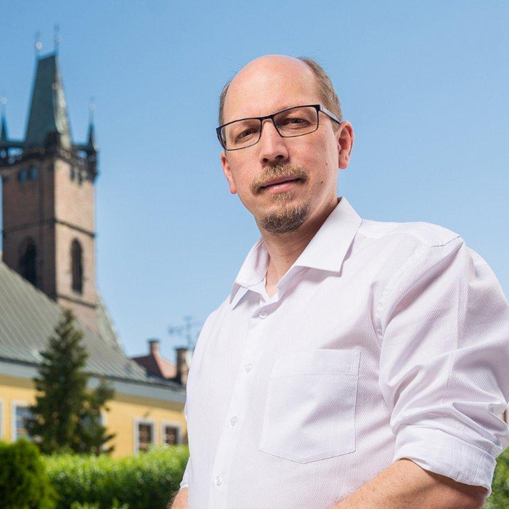 Jiří Štěpán (Spolu pro kraj), 41 let