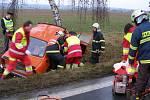 Dopravní nehoda u Obědovic