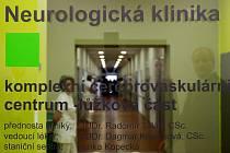 Téměř dvě stě miliónů korun stála oprava pavilónu, kde byla 10.března slavnostně otevřena neurologická klinika fakultní nemocnice v Hradci Králové.