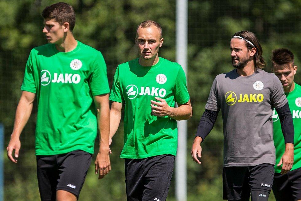 Dvořák, Fotbal fotbalová národní liga FC Hradec Králové  první trénink
