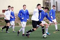 Krajský přebor ve fotbale: FC Spartak Rychnov nad Kněžnou - RMSK Cidnila Nový Bydžov.