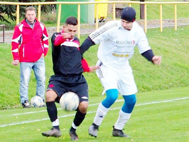 JAKO okresní přebor ve fotbale: RMSK Cidlina Nový Bydžov B - FC Slavia Hradec Králové B.