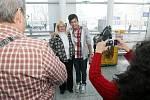 On-line rozhovor s Janem Bengidem, finalistou SuperStar, v úterý 22. prosince 2009 v Hradci Králové.