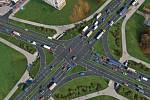 Již za pár měsíců začne přestavba nejvytíženější křižovatky v Hradci Králové - Milety.