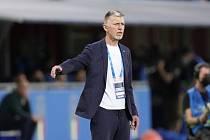 Trenér českých fotbalistů Jarodslav Šilhavý