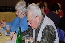 Kurz trénování paměti pro seniory v Kratonohách.
