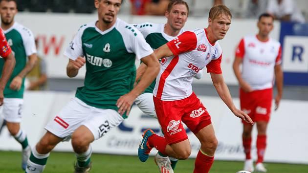 Jakub Martinec (Vlevo)