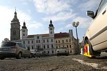 Parkování v Hradci Králové