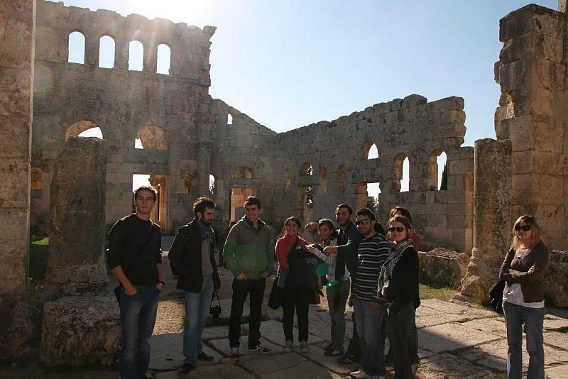Z cest Daniela Potměšila v Turecku: Citadela St. Simon.